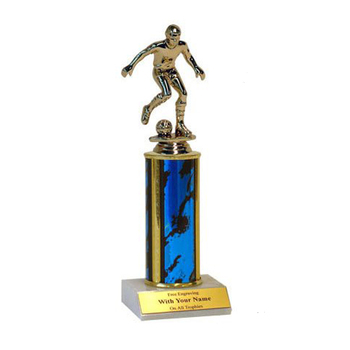 Plastic World Cup Football Soccer award Trophy for souvenir