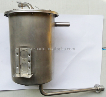 Hot Tank Of The Water Dispenser With Internal Heating Homemade Size Intertal Product On Alibaba