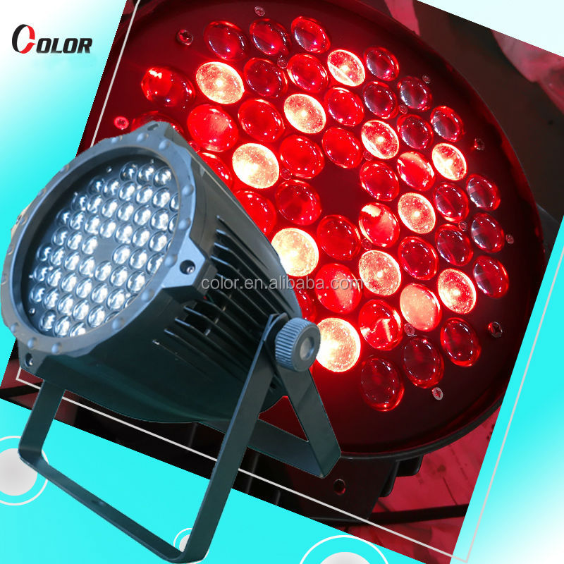 China Manufacturer Led Multi Par Queen 54*5w Rgbw Cree Led Stage ...