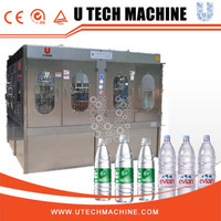 Balance Pressure Automatic Beverage Water Filling/Bottling Machine with quality assurance