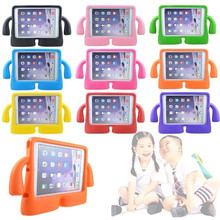 Good Quality Silicon Tablet Cover Kids Tablets Shockproof Stand Cover Case for ipad