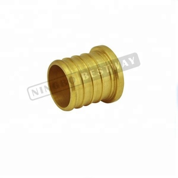 Lead Free Plumbing Barbed Plug Fittings for pipes