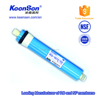 NSF certificate RO membrane 50gpd for home drinking water filtration system