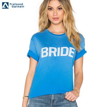 b5d29625 Roll Up T Shirt Sleeves Women T Shirt Printing China Manufacturer ...