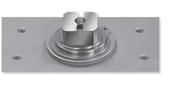 顶部连接尺寸符合VDI/VDE 3845 NAMUR标准