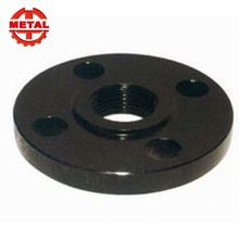 Different types of black iron floor carbon steel blind flange weight