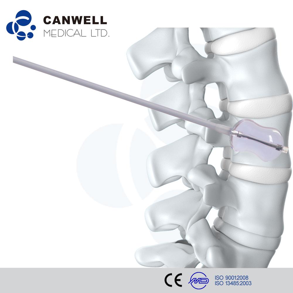 Pkp Pvp Bone Cement Spine Catheter Balloon Injection Tool Kit ...