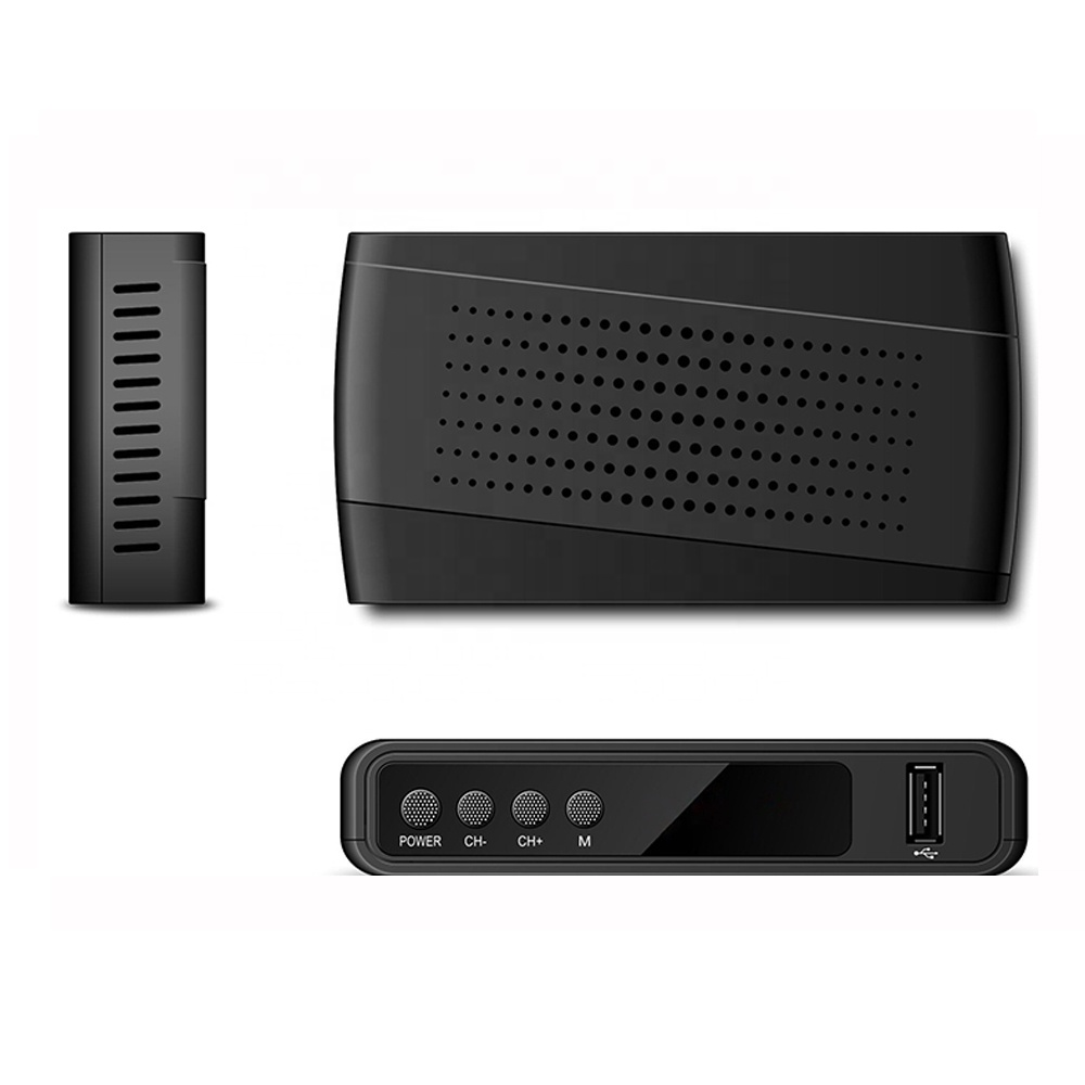 Di alta Qualità Internet DVB T2 TV Set Top Box Satellitare Digitale Ricevitore TV 4 K
