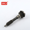 China manufacturer high quality Auto parts 20CrMnTi helical gear shaft