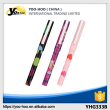 Color plastic fountain pen for students