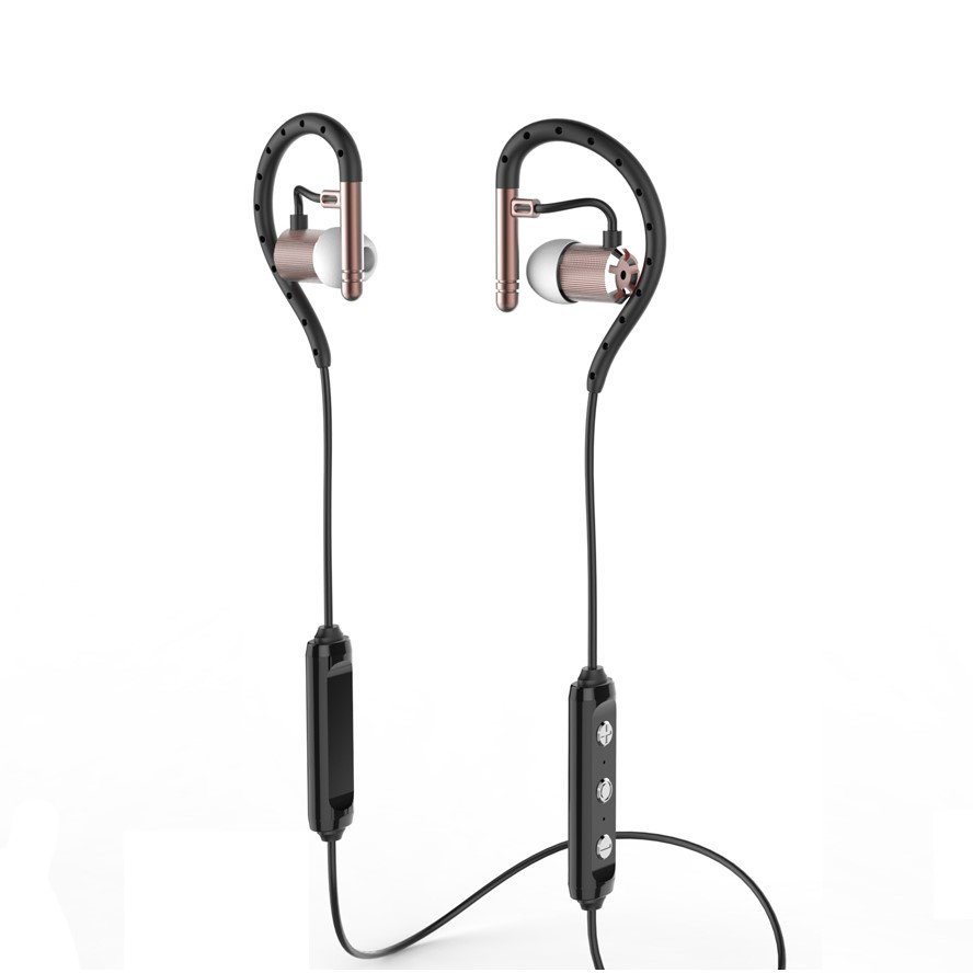 Sport Bluetooth Headset Noise Reduction Handsfree Bluetooth Headphones for Voice Calling Wireless Bluetooth Stereo Headphones