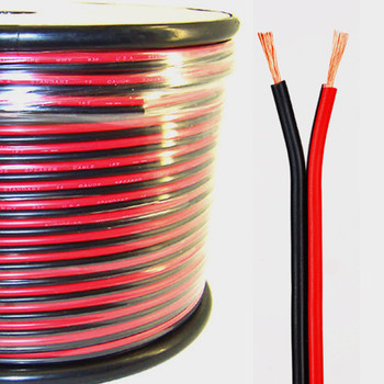 14/16/18 Awg Red/black Zip Cord Wire - Buy Flat Cord Wire,Zip Cord ...