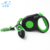 Linear Retractable dog leash wholesale dog leash with dog waste bags in dispenser