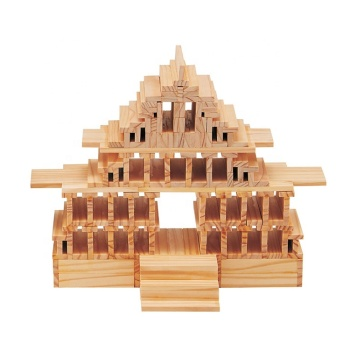 Tumbling Tower Outdoor indoor wooden building blocks