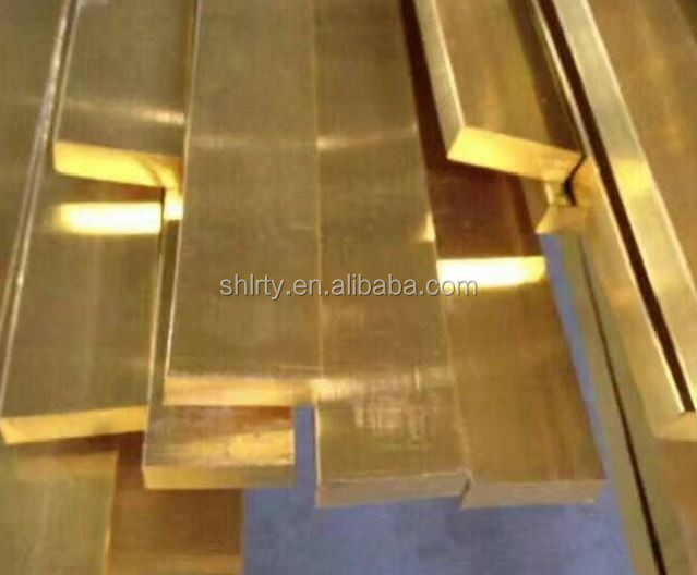 brass flat bar C36000 C27200 C37710 C614 brass flat rod