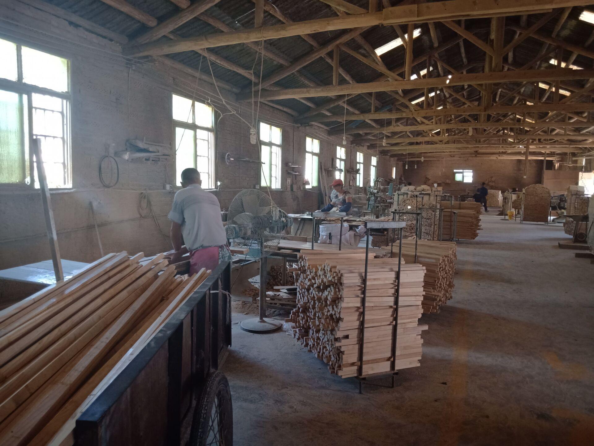 عالية الجودة 2 الطبقة الصدر خشبية nighstand مع 2 درج المعادن الصدر الساقين
