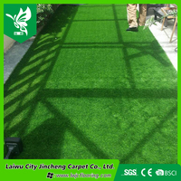 Artificial home using indoor artificial grass