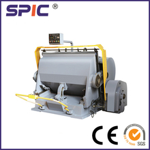 Heavy Duty Manual creasing and die cutting machine