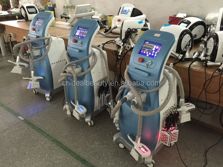 3 क्रायो संभालती आरएफ cavitation लाइपो लेजर cryolipolysis slimming मशीन (S030A)