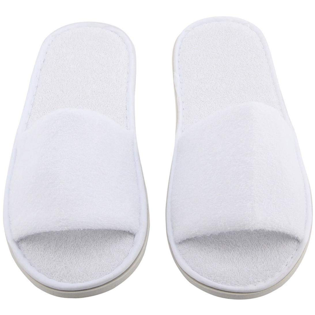 1f760d7b66c7 Get Quotations · KingWo Disposable Slippers