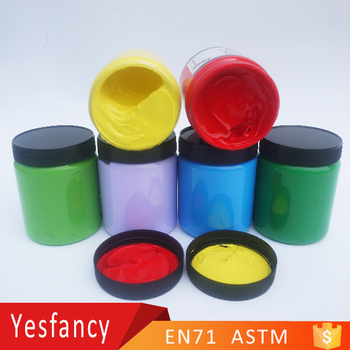 Is Acrylic Paint Toxic >> Best Selling 300ml Non Toxic Waterproof Acrylic Paints Outdoor Paint