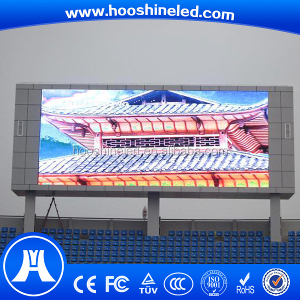long-time operation giant screen led giant display p8