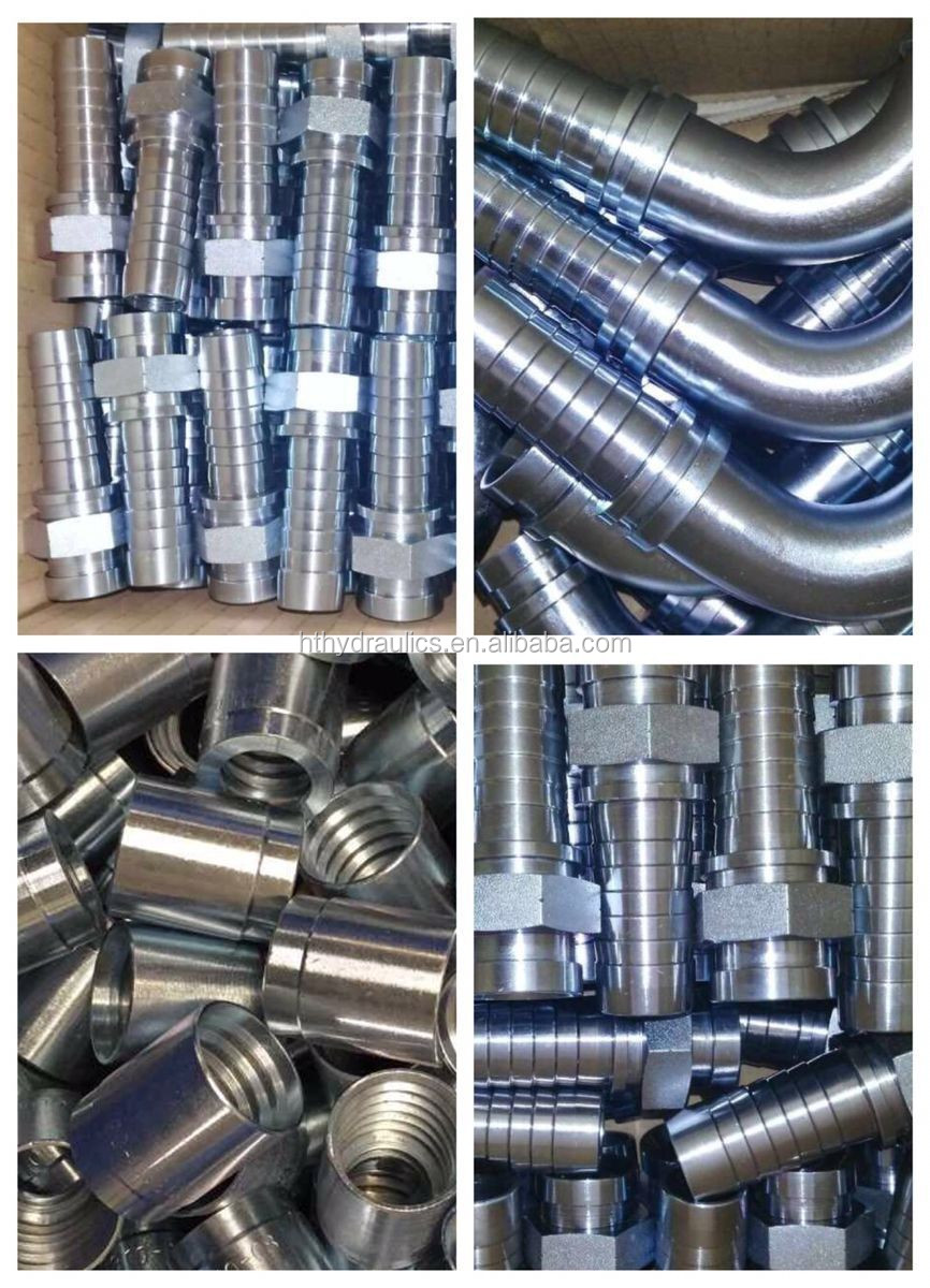 Huatai SAE 100R1 /1SN Fabric Surface/Smooth Surface Hydraulic flexible Rubber Hose