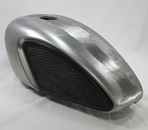 Motorcycle Gas Tank Knee Pads for Cut-Outs on Scalloped Legacy Tanks - TANK SOLD SEPARATELY - Motorcycle Chopper Bobber Cafe Racer