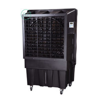 China Environmental Evaporative Air Cooler with Wheels