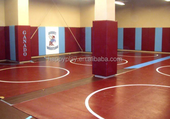 Wall Pad For Gymnastics Room Wall Padding For Gym Room
