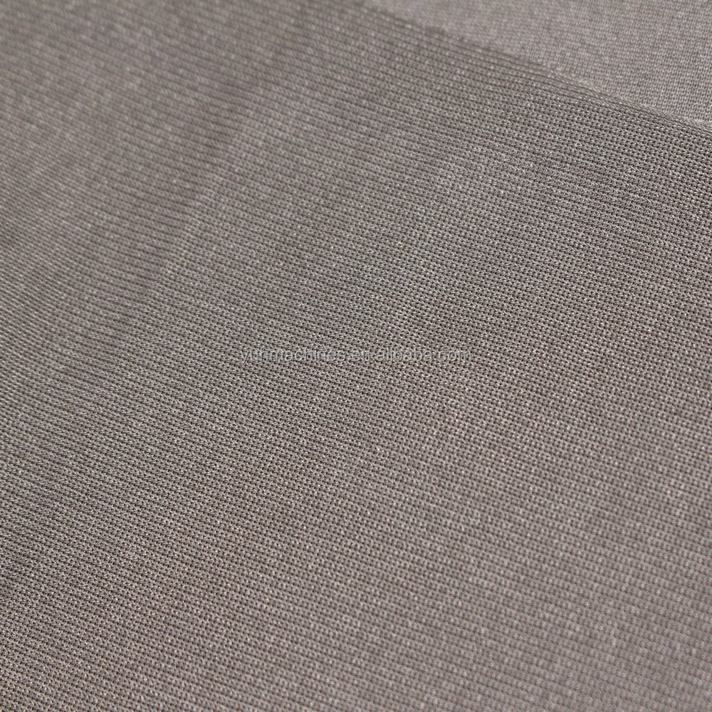 BLOCK EMF 100% silver fiber coated fabric use for anti-static clothing