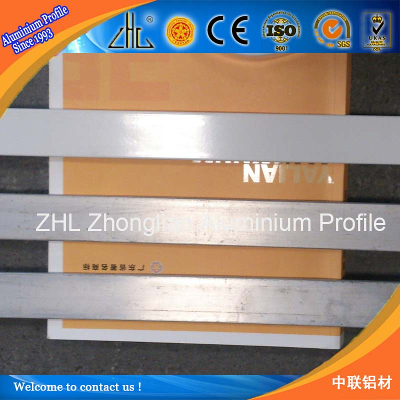 Aluminum Profile Mill Finish Surfaced Within 340 Mm Width ...