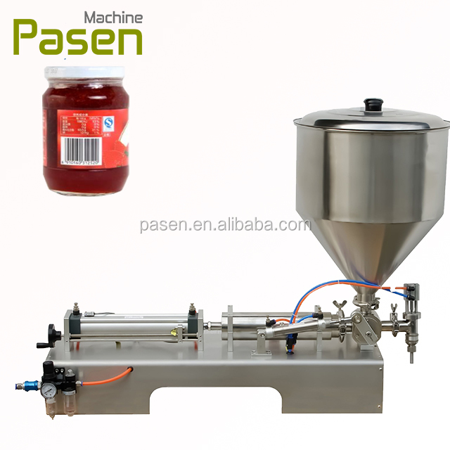 Stainless steel manual filling machine liquid / table top liquid filling machine