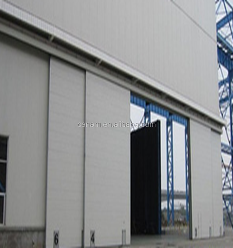 Finished Ready Made Commecial Industrial Doors On Sale