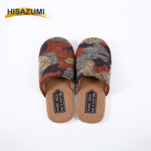 Men Women Camouflage Warm Comfortable Indoor Outdoor Anti Slip House Slipper