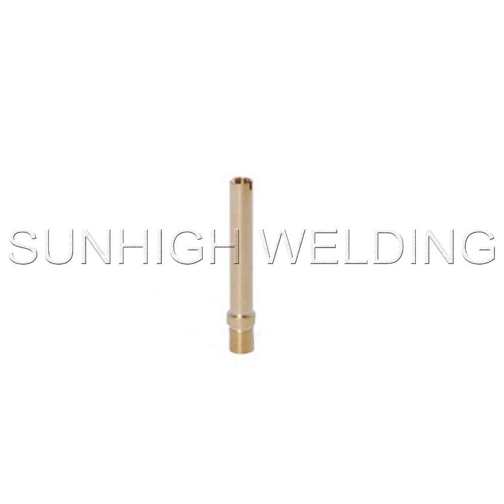 S75 S105 Torch Gas Cooling Tube For Air Cooled Plasma Cutting Machine Torch