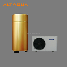 Alto SHW-120 quality certified heating pump with high efficient evaporator and condenser capacity 12kw/h electric water heater