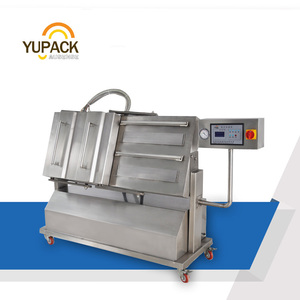 DZ600/2SX Lean Vacuum Chamber Machines, Industrial Vacuum Packaging for Liquid Products