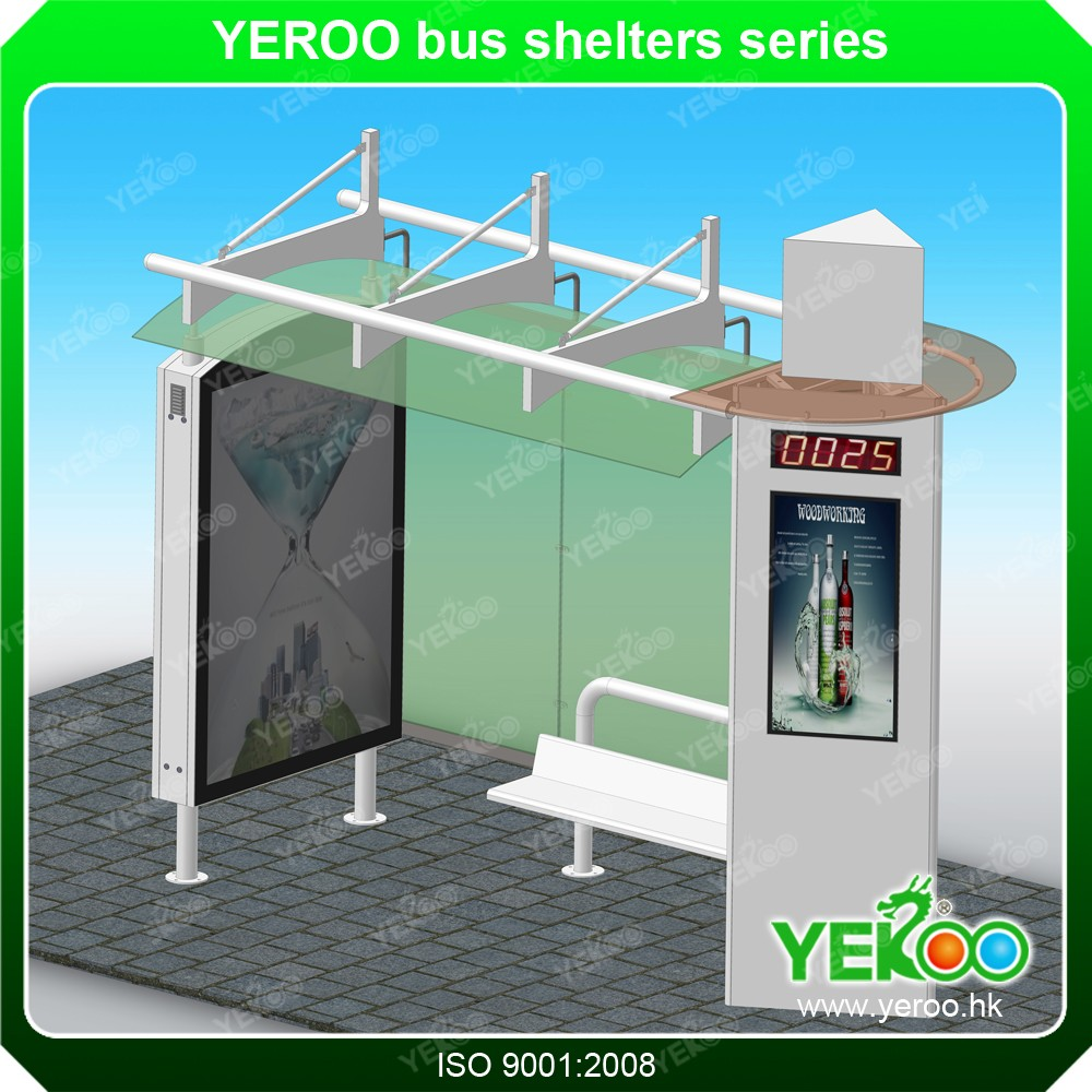 product-YEROO-Shopping mall advertisement led mupi light box-img-1