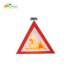 3M anti-high temperature led solar traffic signs light