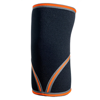 Customized wholesale knee sleeves powerlifting compression knee support