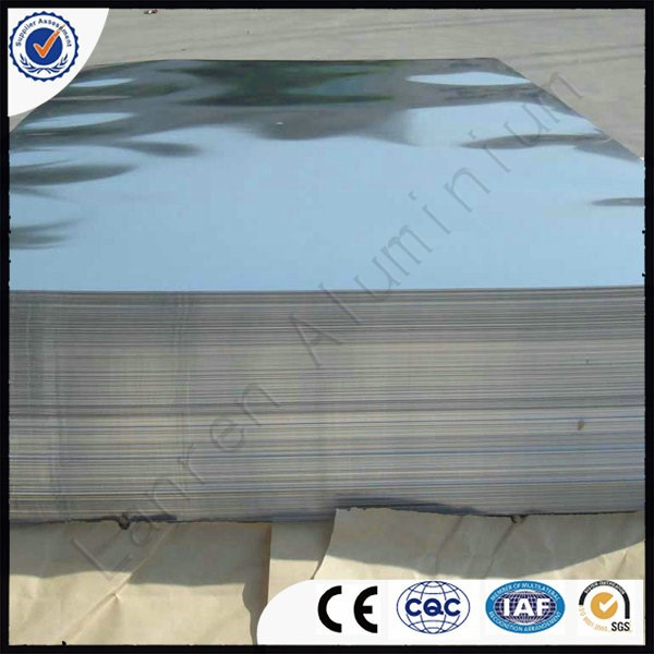 Alloy 5083 mill finish and marine grade aluminum sheet in Factory
