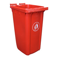 Outdoor used Refuse Collector Type rubbish chute,waste bin