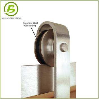 Caster Wheel For Sliding Door Sliding Barn Door Track System Photos