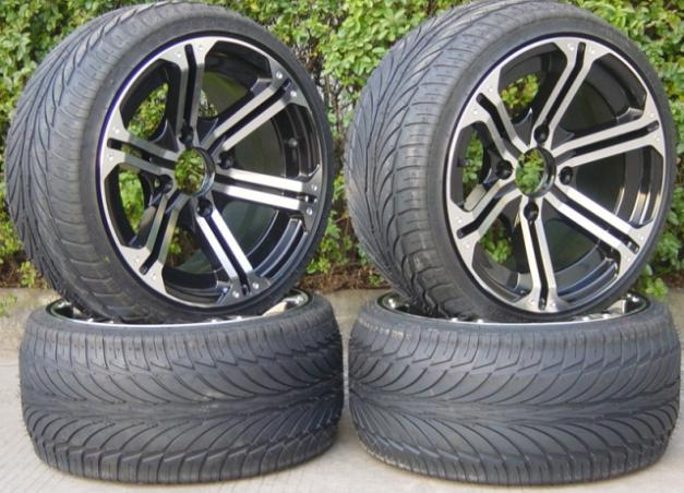14 inch aluminum wheels atv atv alloy wheels 14 inch tires 235 30 14 atv accessories in atv. Black Bedroom Furniture Sets. Home Design Ideas