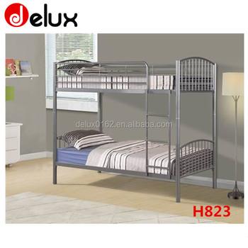 Adult Bunk Bed For Hostels Steel Metal School Student Dorm Bunk Bed