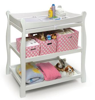 Wood Furniture Design Diaper Baby