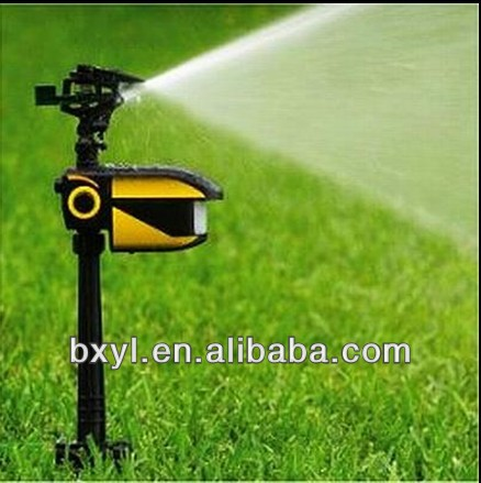 scarecrow motion activated sprinkler animal ,deterrent ,garden sprinklers