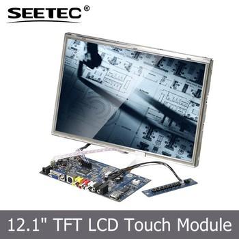 Seetec Lcd Touch Monitor 1280x800 Rgb Pixels Vga Hdmi Inputs Tft ...