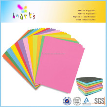 A4 size light color copy paper